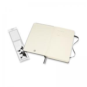 Moleskine Classic Notebook Hard Expanded linjerad