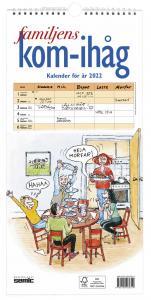 Familjens kom-ihågkalender 2022