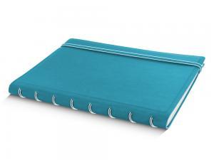 Filofax Notebook Aqua linjerad