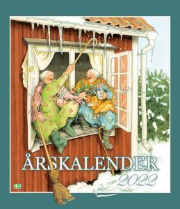Väggkalender Inge Löök 2022