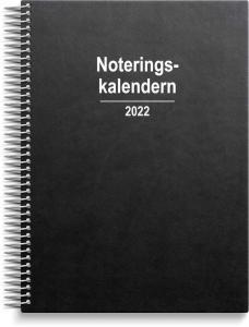Noteringskalendern 2022