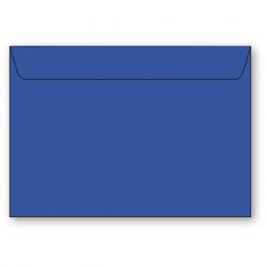 C4 Kuvert 5-pack 110g Klarblå