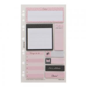 Filofax Sticky notes Confetti till personal/A5/A4