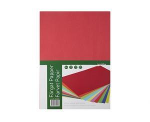 Kopieringspapper färgat
