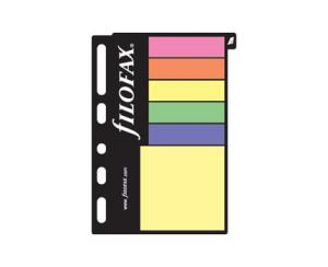 Filofax Filofax pocket stick-on-notes 5 färger - Kalenderkungen.se