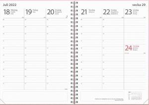 Kalender Study A5 Ottawa 2021-2022