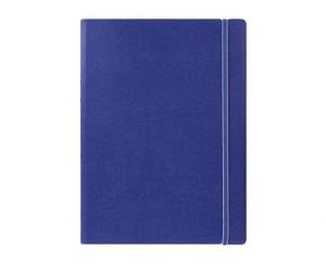 Filofax Filofax Notebook A4 linjerad blå - Kalenderkungen.se