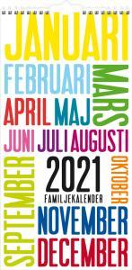 familjekalender trendart 2021