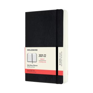 Moleskine Daily Soft Large 21/22