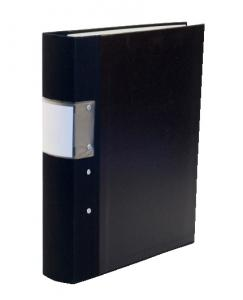 Emo Gaffelpärm A4 60mm svart - Kalenderkungen.se