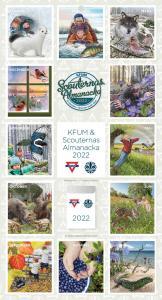 Scouternas almanacka 2022