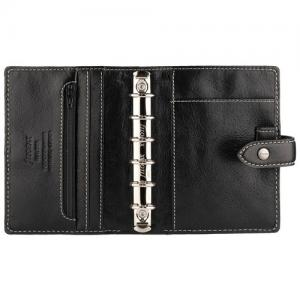Filofax Malden Pocket Black