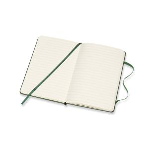 Moleskine Moleskine Classic Hard Pocket Ruled Notebook Myrtle Green - Kalenderkungen.se