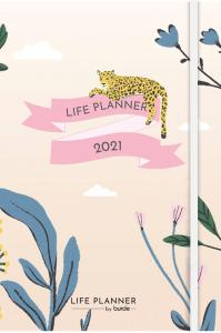 Life Planner A6 Leopard 2021