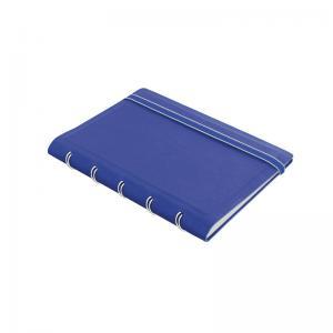 Filofax Notebook Blå linjerad pocket
