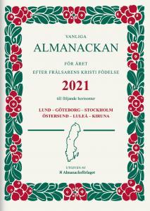 Vanliga almanackan 2021