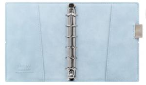 Filofax Domino Soft Pocket Pale Blue