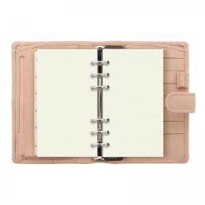 Filofax Filofax Classic Stitch Personal Peach - Kalenderkungen.se