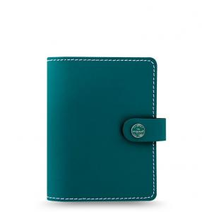 Filofax Original Pocket dark Aqua