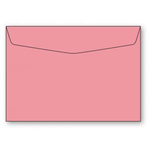 C6 Kuvert 5-pack 110g Rosa