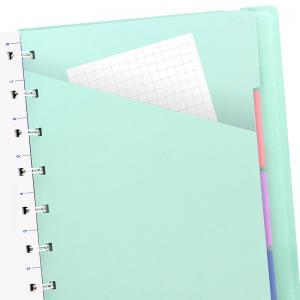 Filofax Filofax A5 Classic Notebook Linjerad Duck Egg - Kalenderkungen.se