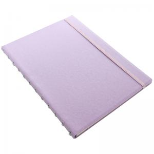 Filofax Notebook A4 Classic Pastel Orchid