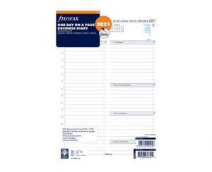 Filofax Dagbok dag/sida 2021
