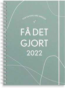 Få det gjort A5 grön 2022