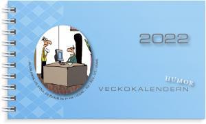 Veckokalender Humor 2022