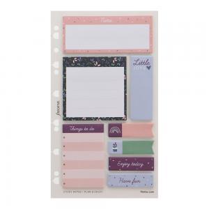 Filofax Sticky notes Garden till personal/A5/A4