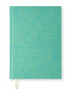 Paperstyle Linjerad Notebook A5 128 sidor Lagune - Kalenderkungen.se