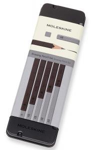 Moleskine Moleskine Drawing Pencils 5/fp - Kalenderkungen.se