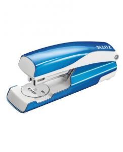 Häftapparat Leitz 5502 Blå Metallic