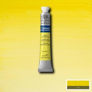 Akvarellfärg Cotman 8ml Lemon yellow 346