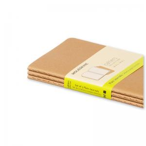 Moleskine Cahier Journal Pocket Plain - Kraft