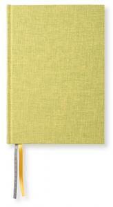 Paperstyle Olinjerad Blank Book A5 256 sidor Green Meadow - Kalenderkungen.se