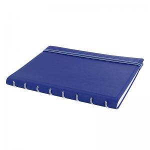 Filofax Filofax Notebook Blå linjerad - Kalenderkungen.se