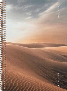 Kalender Study A5 Öken 2021-2022