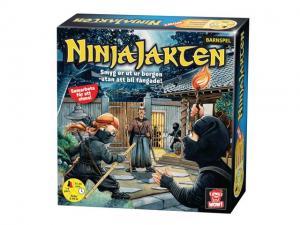 Spel NinjaJakten