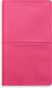 Fickkalender Master rosa konstläder Alpha 2022