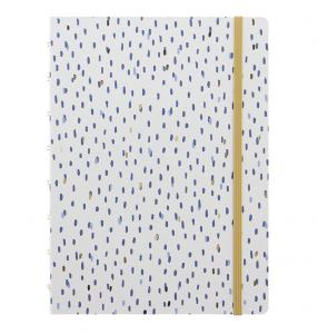 Filofax Notebook A5 Indigo Rain