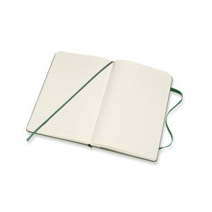Moleskine Moleskine Classic Hard Large Ruled Notebook Myrtle Green - Kalenderkungen.se
