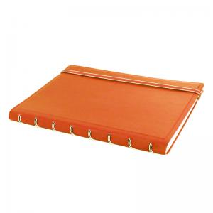 Filofax Filofax Notebook orange linjerad - Kalenderkungen.se