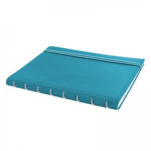 Filofax Filofax Notebook Aqua linjerad - Kalenderkungen.se