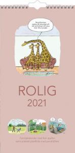 Familjekalender Rolig 2021