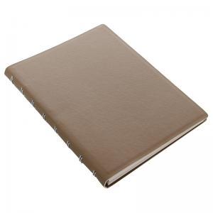 Filofax Saffiano A5 Notebook Fawn - Kalenderkungen.se