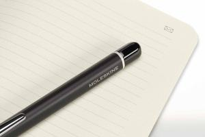 Moleskine Paper Tablet Ruled Black