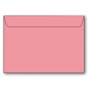 Papperix C5 Kuvert 50-pack 110g Rosa - Kalenderkungen.se