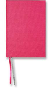 Paperstyle Linjerad Notebook A5 256 sidor Raspberry - Kalenderkungen.se