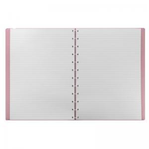 Filofax Notebook A4 Classic Pastel Rose